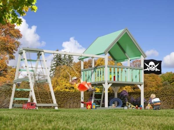 Akubi Spielturm Piratenfestung