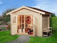 Weka Gartenhaus 132 Größe 1 45 mm