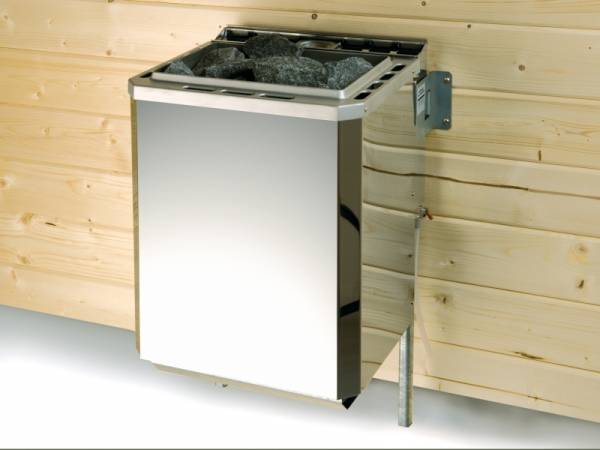 Weka Saunaofen Klassik- 4,5 kW Ofen inkl. Steinen