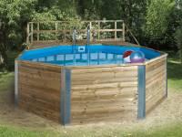 Weka Pool 593 B Gr. 2 Sparset inkl. Sandfilteranlage