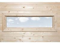 Weka Zusatzfenster schmal 40 x 125 cm