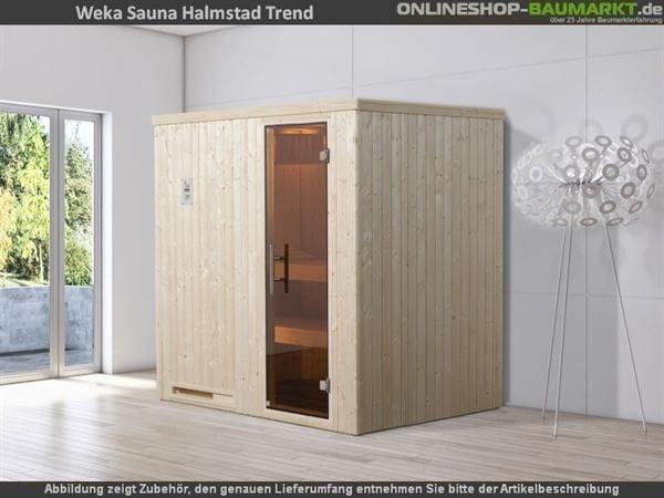 Weka Sauna Halmstad 1 GT