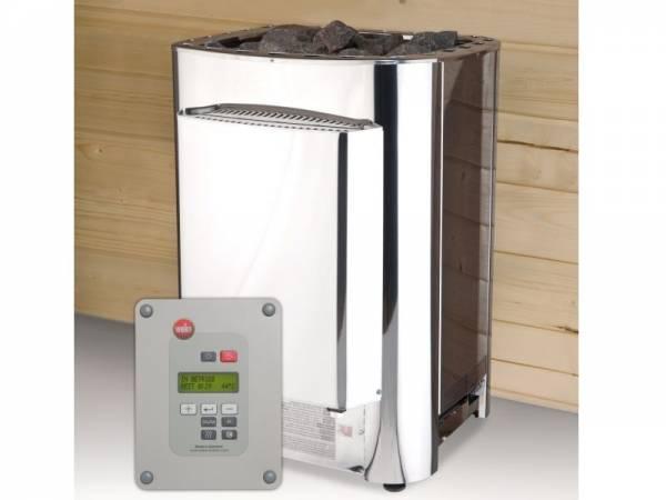 Weka Profi-Saunaofen Komplettset BioS 11,0 kW