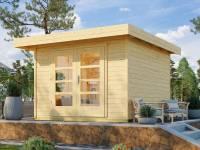 Weka Gartenhaus 126 Gr. 2 natur