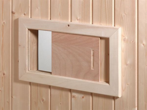 Weka Sauna Lüftungsschieber