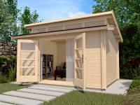 Weka Gartenhaus 158 Größe 2 28 mm