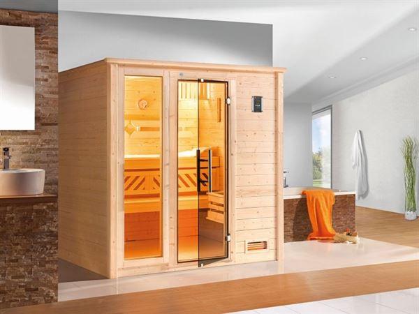 Weka Sauna Bergen 2 GTF