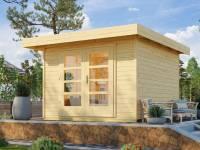Weka Gartenhaus 126 Gr. 3 natur