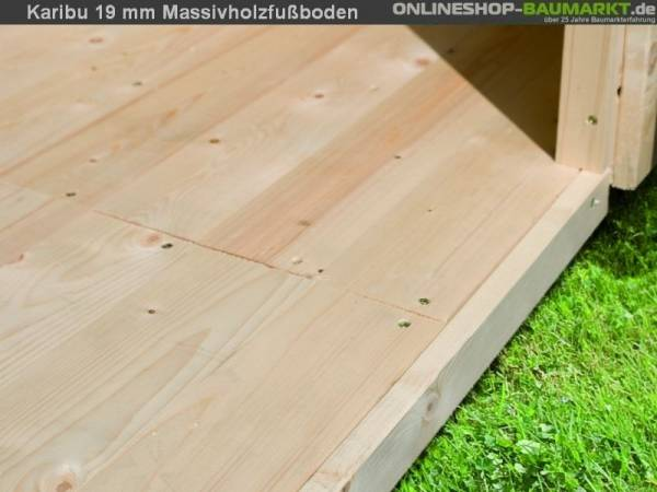 Fußboden für Sockelmaß 150 x 124 cm
