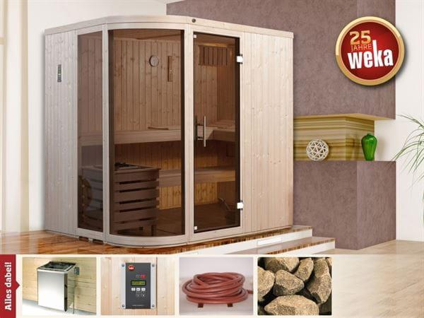 Design-Sauna Sara 1 BioS Sparset