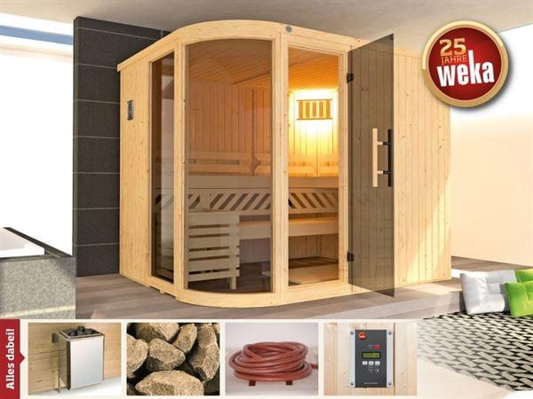 Design-Sauna Sara 2 OS Sparset