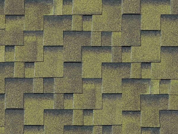Karibu Dachschindeln Asymetrisch Zedernholz
